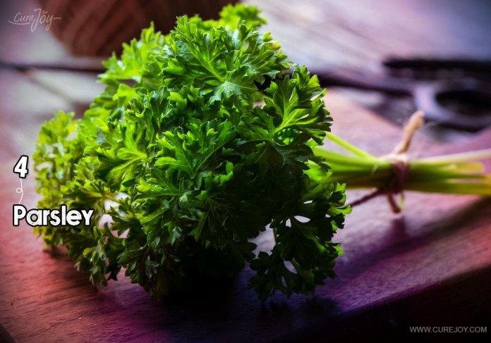 4-parsley