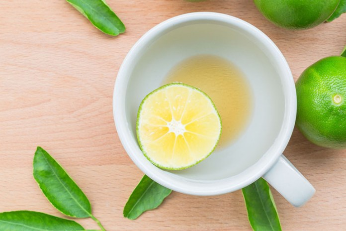 Lemon and honey:10 Ways To Get Rid Of Chest Congestion Naturally