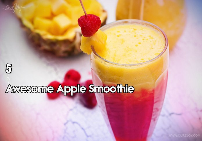 5-awesome-apple-smoothie