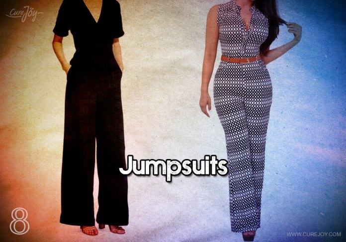 8-jumpsuits