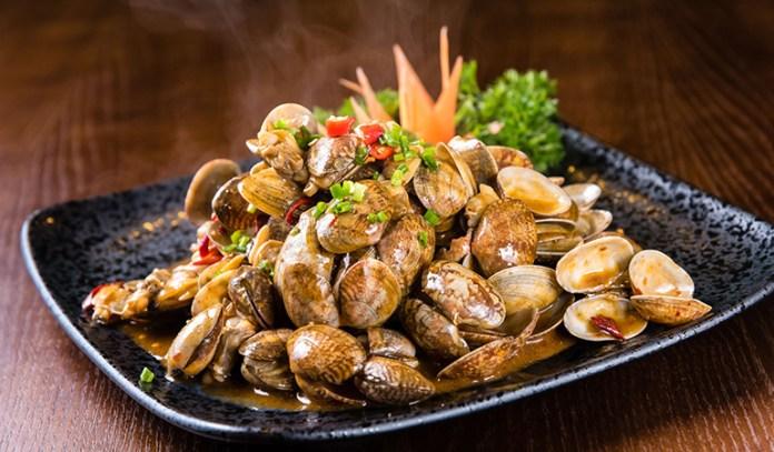Shellfish is Good For Vitamin B12