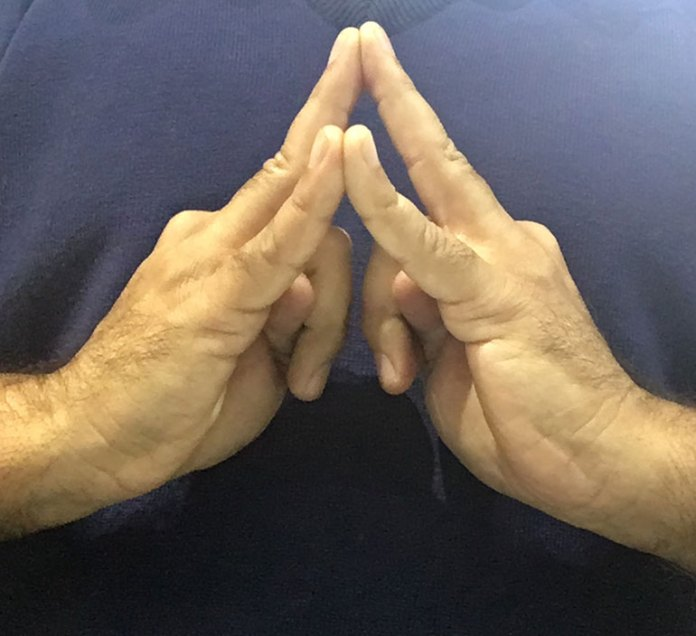 Shakti Mudra: Use Of Mudras To Help Reduce Anxiety And Stress
