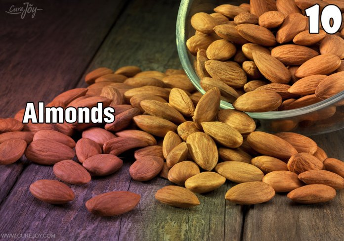 10-almonds