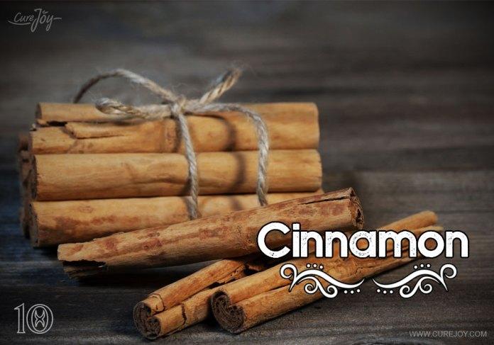 10-cinnamon