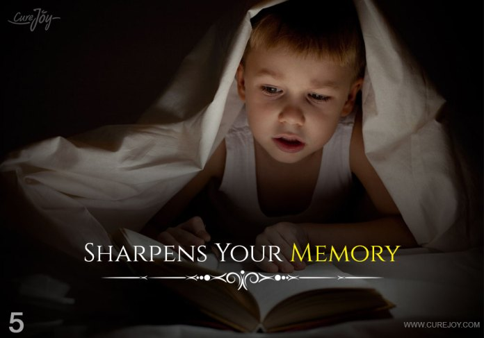 5-sharpens-your-memory