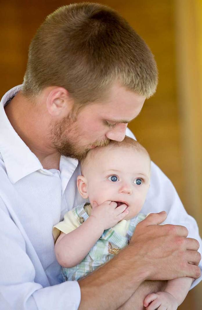 He needs time to adjust: 5 Things Moms Need To Know About New Dads