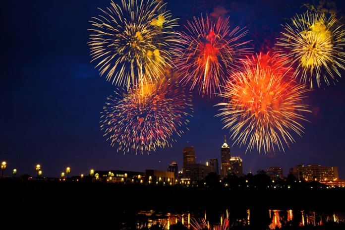 Fireworks :Loud Noises You Are Exposed To Every Day