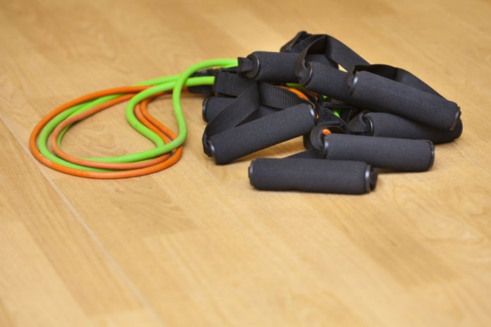 Resistance Bands:Things To Pack To Stay Fit While Traveling