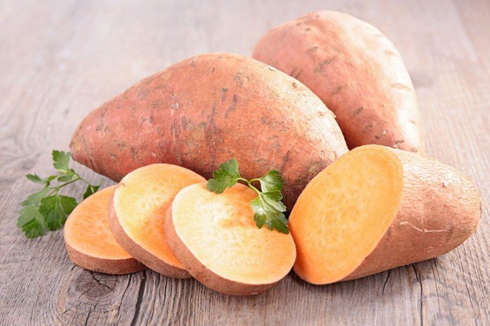 Sweet potatoes: Top 10 Energy Boosting Superfoods During Pregnancy