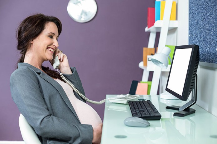Happy pregnant woman: 5 Reasons Why Social Support Is Crucial During Pregnancy