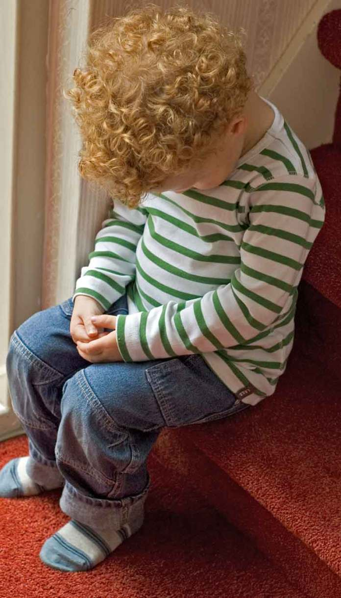 Give A Time Out:Top Ways to Discipline Your Toddler