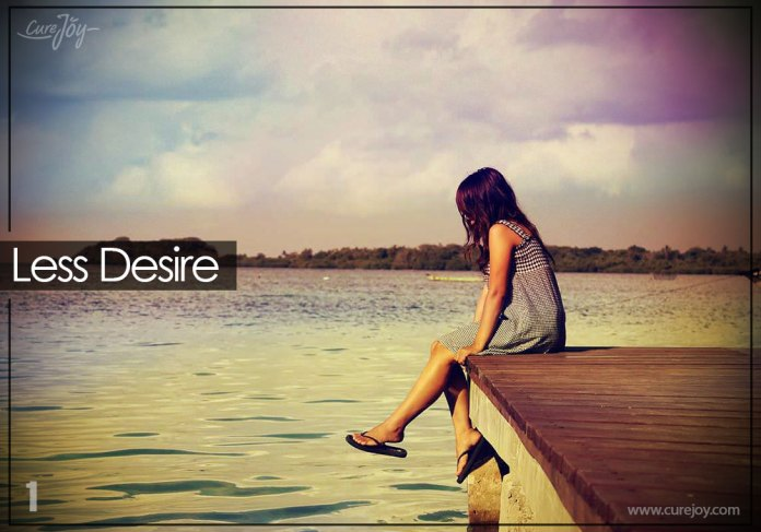 1-less-desire