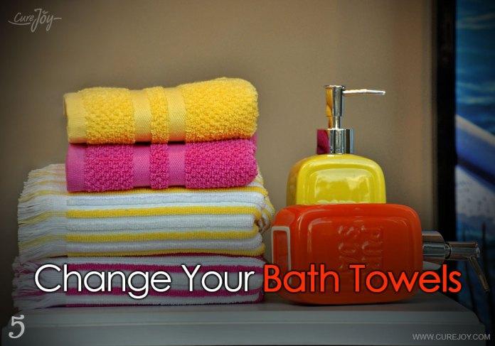 5-change-your-bath-towels