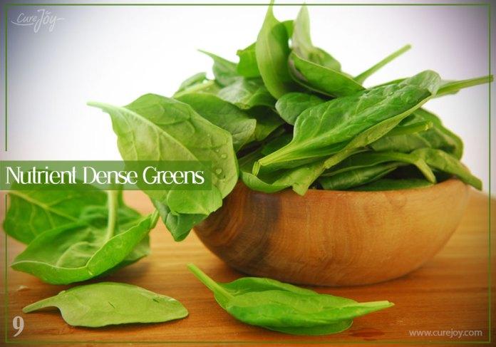 9-nutrient-dense-greens