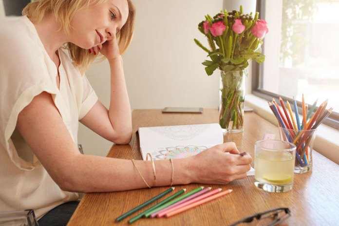 Coloring Could Be A New Alternative To Meditation