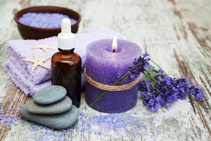 Essential Oils For Babies: Lavender Oil