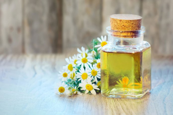 How To Make Chamomile Infused Oils From Dried Herbs At Home
