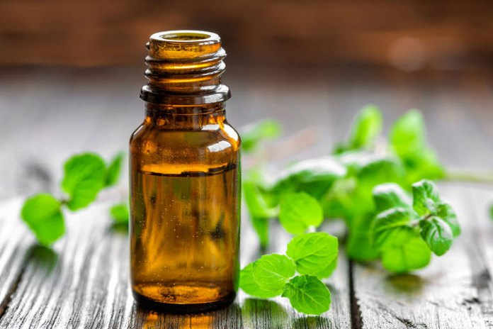 Peppermint Essential oil For Headaches during menopause