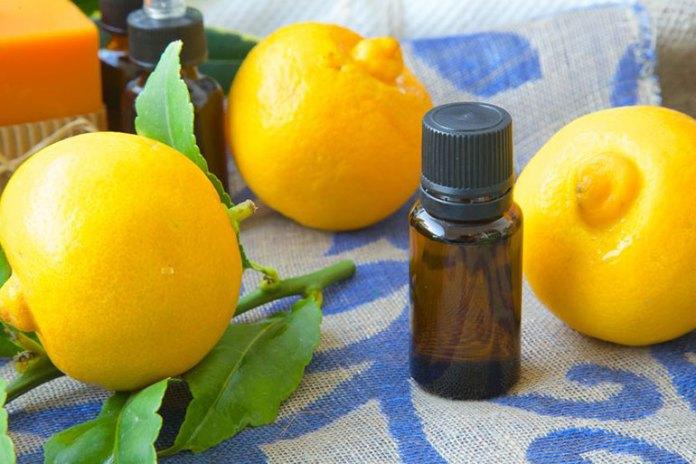 Bergamot's uplifting aroma instantly making you feel better.