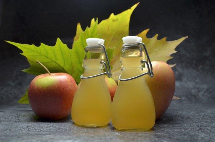 apple cider vinegar salad dressing without oil