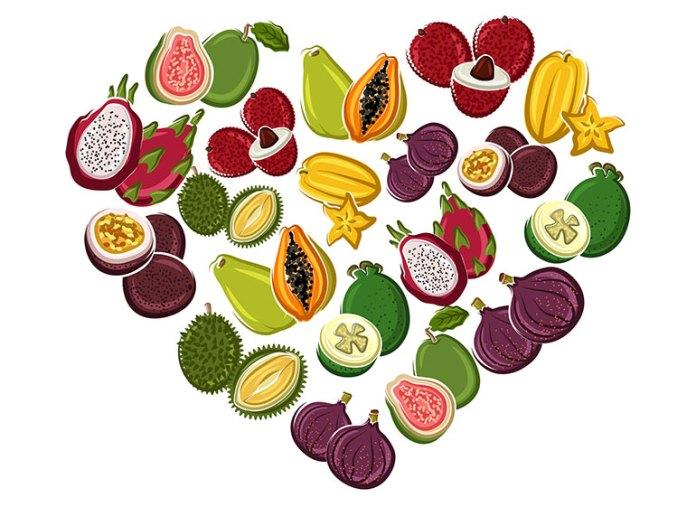 Mangosteen Helps Heart Rate