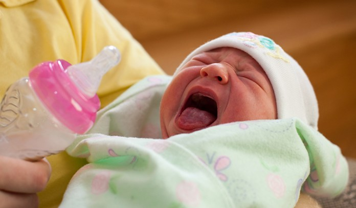 Change In The External Temperature_When Do Babies Start Breathing Through Their Mouth