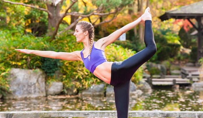 Dancer Pose (Natarajasana)_Yoga Poses For Cyclists