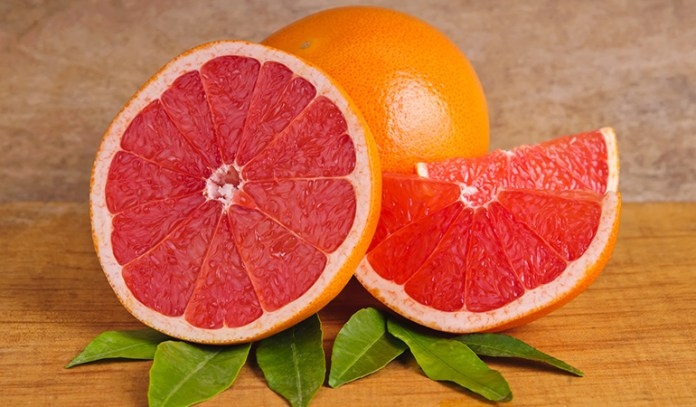 Eat A Grapefruit To Lower Hemoglobin And Hematocrit Levels