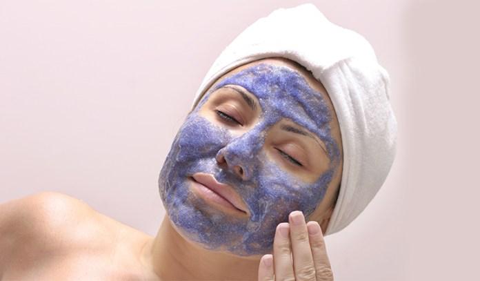 skin care routine for beautiful skin exfoliate