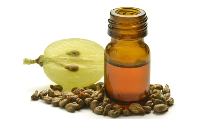 Grapeseed Oil For Your Hair Growth