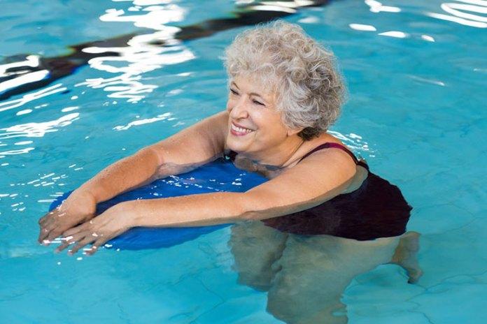 Benefits Of Water Aerobics For Seniors