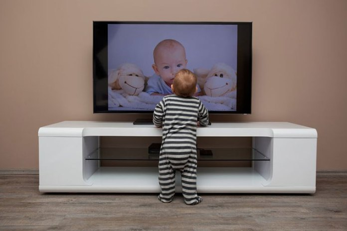 Is Watching TV Bad For Babies