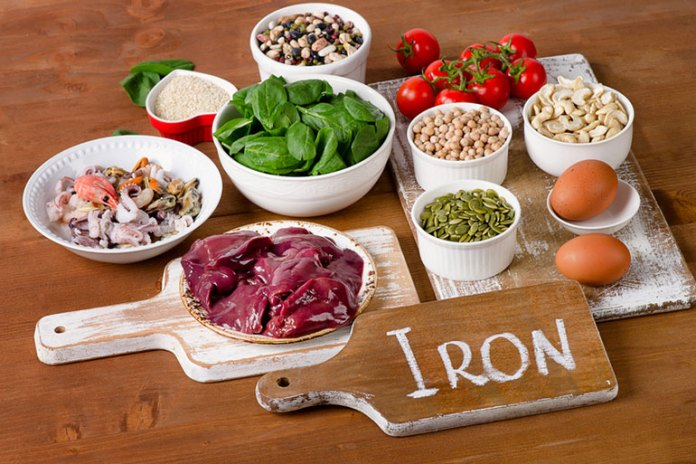 Include Iron And Zinc In Your Diet