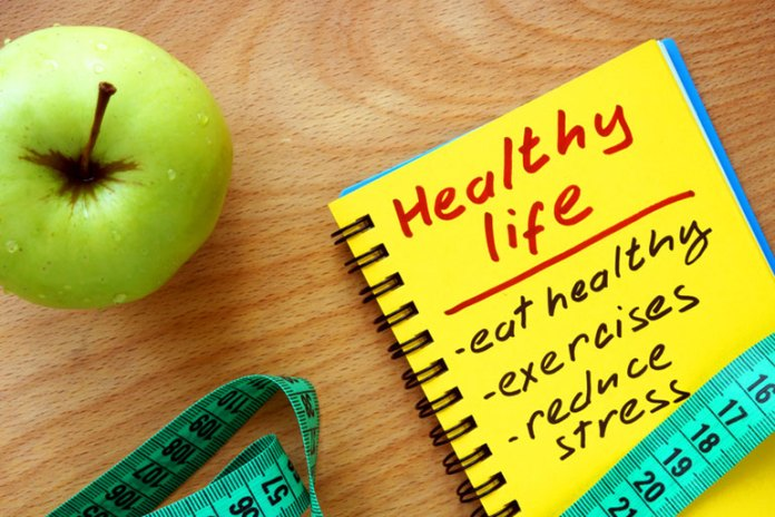 Adopt A Healthy Lifestyle To Improve Mental Health