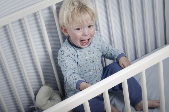 Some Babies Wake Up At Night Because Of Sleep Regression