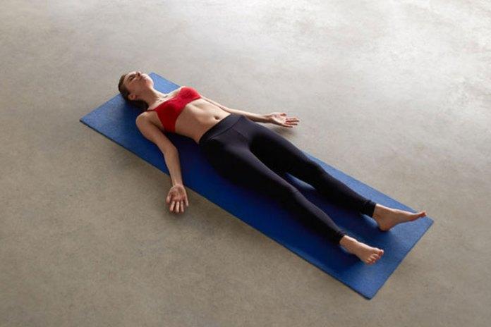 Yoga Poses For A Vata Dosha Flow: Corpse Pose