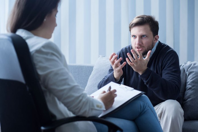 Ask For Help, Go To A Therapist To Improve Mental Health