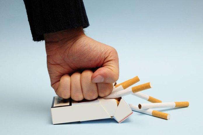 Nicotine De-Addiction