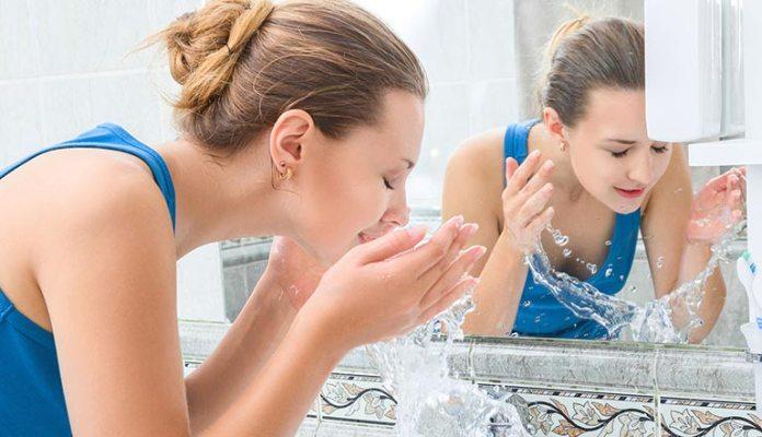 Overwashing Can Cause Skin Damage