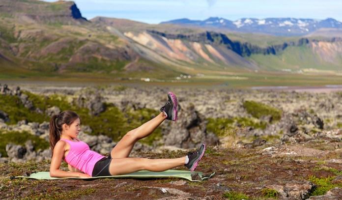 Exercises To Induce Menstruation Scissors