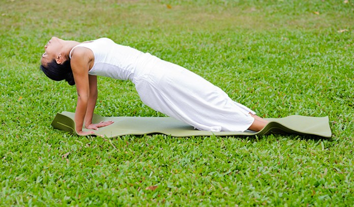 The Inclined Plane (Purvottanasana)_Yoga Asanas For Upper, Middle, and Lower Back Pain Relief