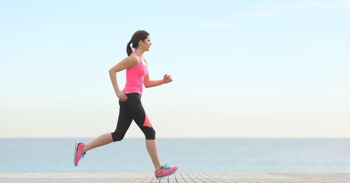 benefits of running for women