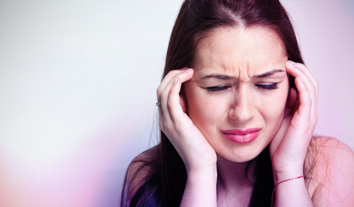 Dehydration Can Be Caused Due To Migraine Headache