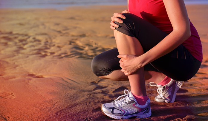 Increased activity leads to shin splints