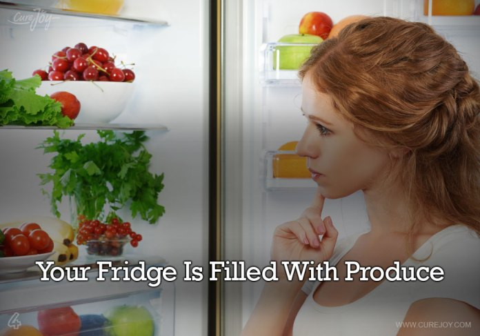 4-your-fridge-is-filled-with-produce