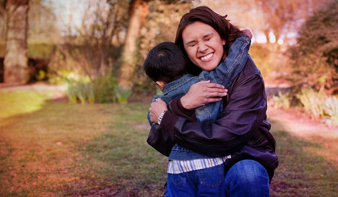 Hugs Regulate Crankiness