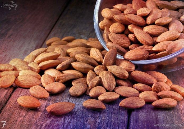 7-almonds