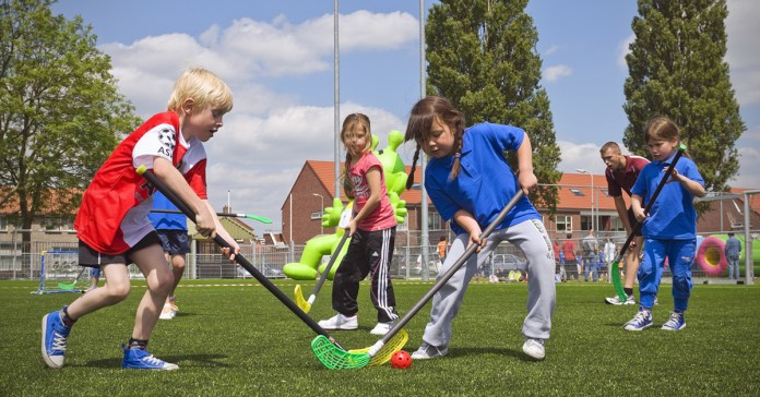 sports groom kids into better individuals