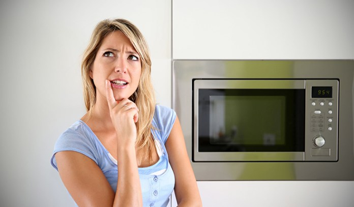 Refusing To Use Microwaves