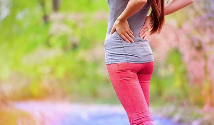 Improper posture causes lower back pain